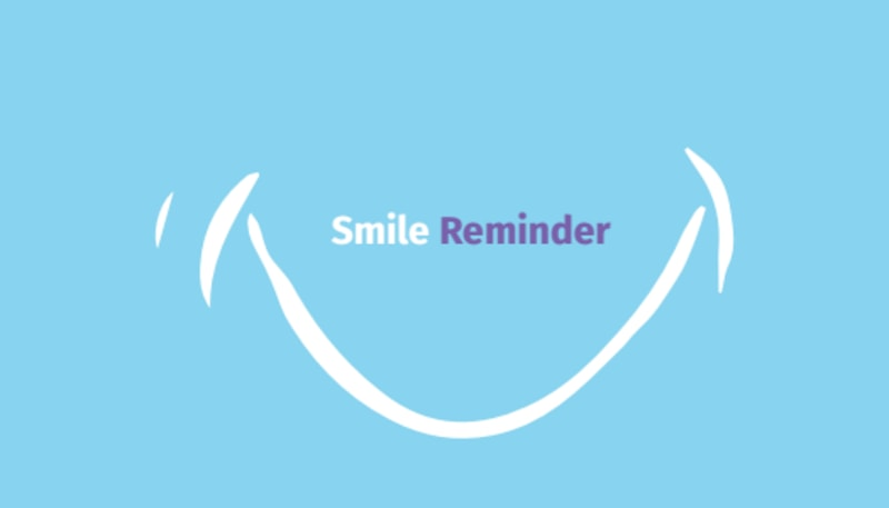 Need a reminder to change aligners or wear elastics?